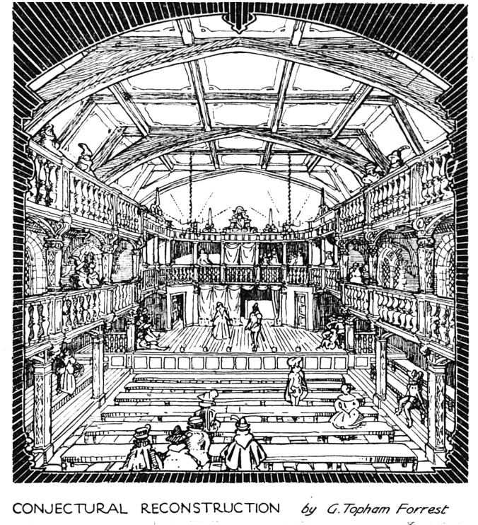 Blackfriars_theatre_conjectural_reconstruction_1921