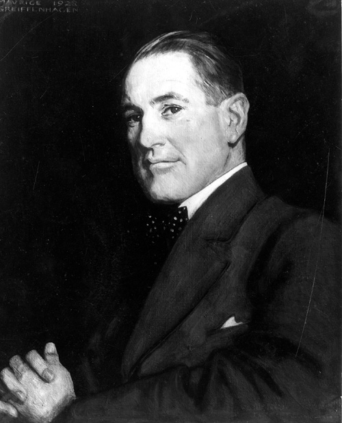 Emanuel Vincent Harris (1876-1971).