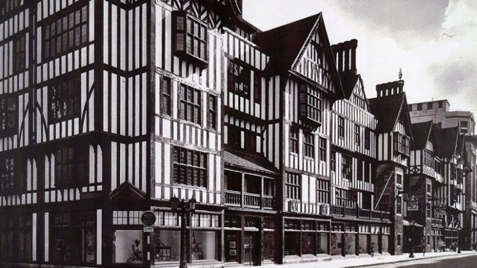 Liberty's, Great Marlborough Street.
