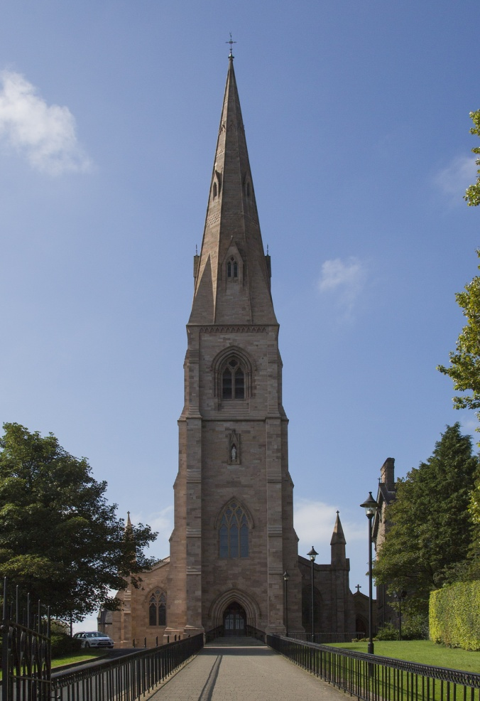 Holy Trinity, Cookstown (1854)