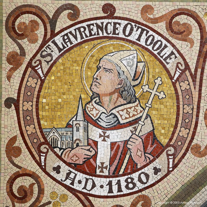 St. Lawrence O'Toole in the Nave.