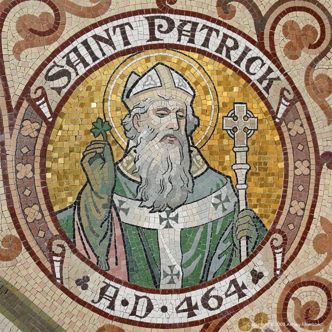 St Patrick in the Nave